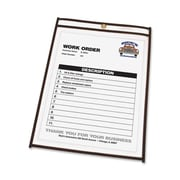 "C-line Shop Ticket Holder, 11"" x 17"", 25/Pack"