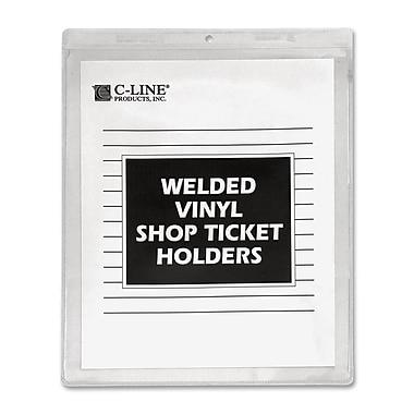 C-line Vinyl Shop Seal Ticket Holder, 9