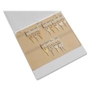 MMF - Panneau à 22 clés, beige