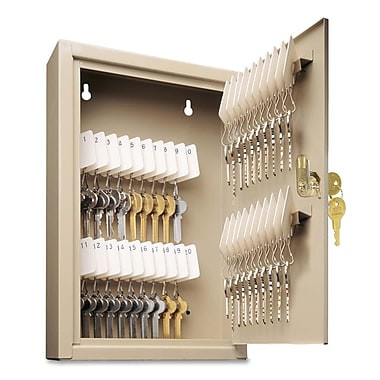 MMF Uni-Key Single Tag Key Cabinets, Sand