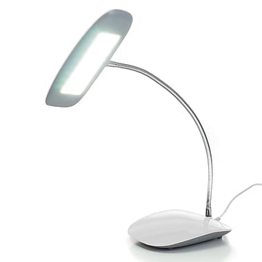 Northwest™ Touch Activated 18 LED USB Desk Lamp, White
