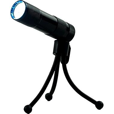 Stalwart™ 9 LED Flashlight With Adjustable Tripod