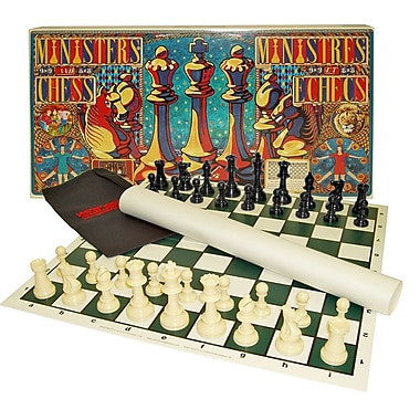 Corinthian Games Ministers™ Standard Chess Set With a Twist