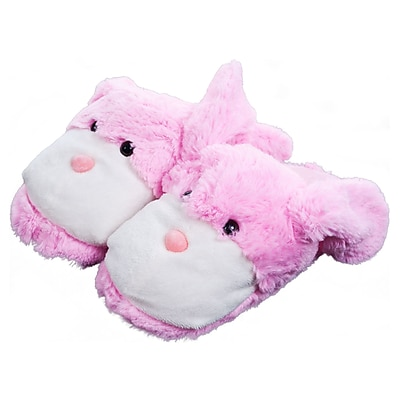 Cuddlee Pet Kids Slipper,Bunny
