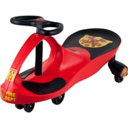 Lil' Rider™ Rescue Firefighter Wiggle Ride-on Car, Red