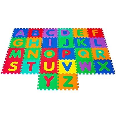 Floor Alphabet Puzzles Mat For Kids