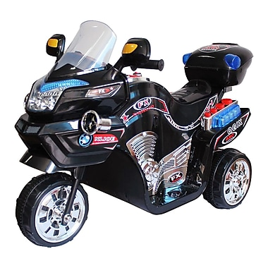 Lil' Rider™ Battery Powered FX 3 Wheel Bike, Black