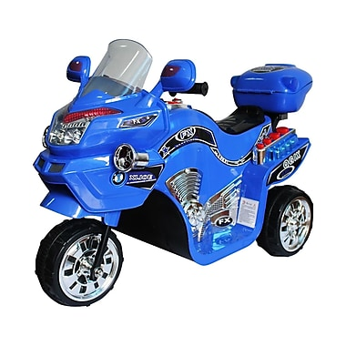 Lil' Rider™ Battery Powered FX 3 Wheel Bike, Blue