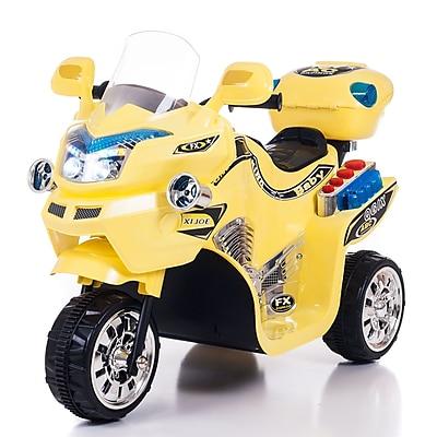 Lil' Rider™ Battery Powered FX 3 Wheel Bike, Yellow