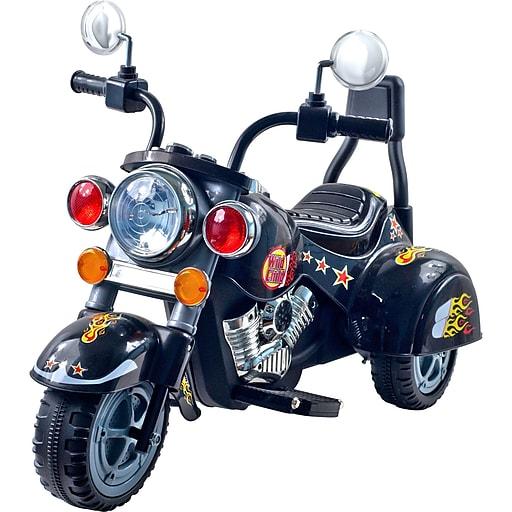 Lil' Rider™ Road Warrior Motorcycle, Black