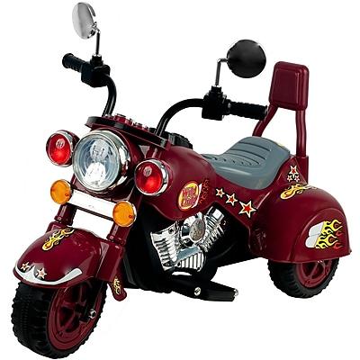 Lil' Rider™ Three Wheeler Marauder Motorcycle, Maroon