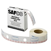 """Safco® Graphic Arts 2 1/4""""W Polyester Carrier Strip For MasterFile 2"""