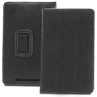 GameFitz 93577610M Polyurethane Folio Case for Google Nexus 7 2013 Tablet, Black