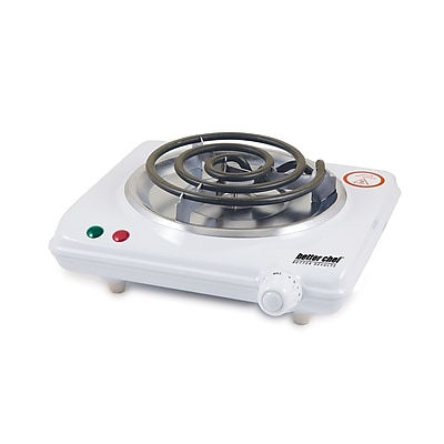 Better Chef® Electric Countertop Range, White