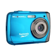 Bell & Howell® Splash 8x Digital Zoom Waterproof Digital Camera, 12 Mega Pixels, Blue