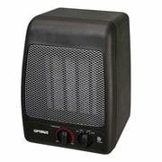 Optimus H-7000 1500 W Portable Ceramic Heater, Black