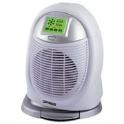 Optimus H-1410 Digital Oscillating Fan Heater With Touchscreen Control