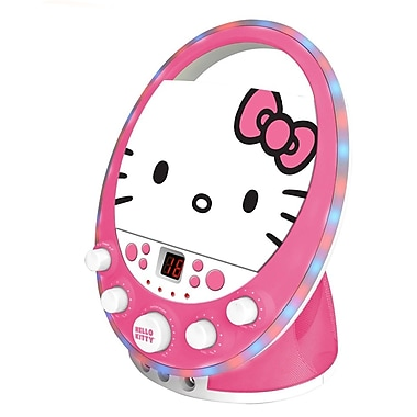 Hello Kitty 66209 Party CDG Disco Karaoke System