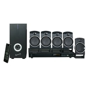 Supersonic® SC-37HTA 5.1 Channel DVD Home Theater System With USB Input and Karaoke Function