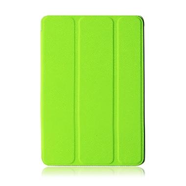 Tri-Fold Folio Case For iPad, Green