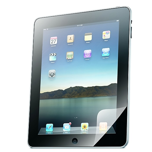 brand new f632e b7ff6 GameFitz Plastic Scratch-Resistant Screen Protector For iPad 1st Generation  (93577286M)