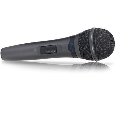 Technical Pro MKG66 Wired Microphone with Digital Processing, Black
