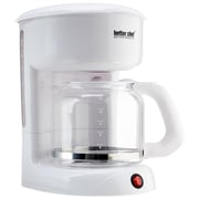 Better Chef® 12 Cup Coffee Maker, White