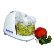 Better Chef® Compact Chopper, White