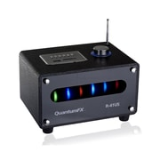 QFX R-41US Radio With USB/SD/Built-in Disco Light