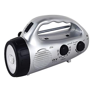 QFX R-59CR AM/FM/SW1-SW2 Radio