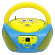 Nickelodeon 56062-GRO SpongeBob Squarepants CD Boombox With AM/FM Radio