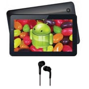 "Supersonic 7"" Tablet, 4 GB, Android Jelly Bean, Wi-Fi, Black"