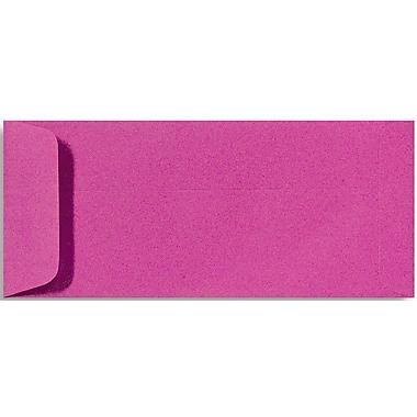 LUX #10 Open End Envelopes (4 1/8 x 9 1/2) 50/box, Magenta (EX7716-10-50)