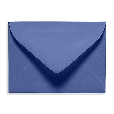 LUX #17 Mini Envelope (2 11/16 x 3 11/16) 1000/Box, Boardwalk Blue (EXLEVC-23-1000)