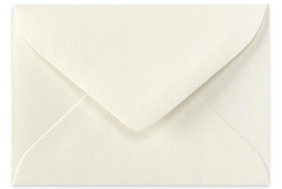 LUX #17 Mini Envelopes (2 11/16 x 3 11/16) 1000/Box, Natural (LEVC903-1000)