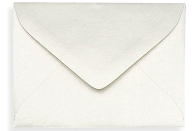 LUX #17 Mini Envelopes (2 11/16 x 3 11/16) 1000/Box, Quartz Metallic (MINSDQ-1000)
