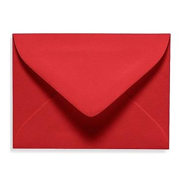 LUX ? Mini enveloppes no 17 (2 11/16 x 3 11/16 po), rouge rubis, 1000/boîte (EXLEVC-18-1000)