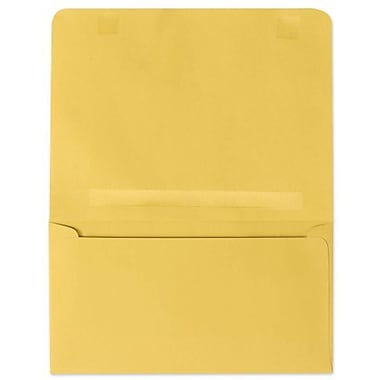 LUX #6 2-Way Envelopes (4 1/4 x 6 1/2 Closed) 500/box, Goldenrod (R3871-500)