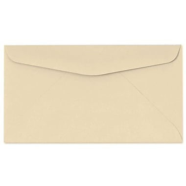 LUX #6 3/4 Regular Envelopes (3 5/8 x 6 1/2) 50/box, Tan (72694-50)