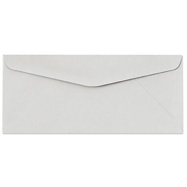 LUX Moistenable Glue #9 Regular Envelopes (3 7/8 x 8 7/8) 1000/Box, Pastel Gray (17330-1000)