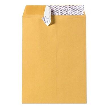 LUX 10 x 13 Open End Envelopes, Brown Kraft, 1000/Box (75472-1000)