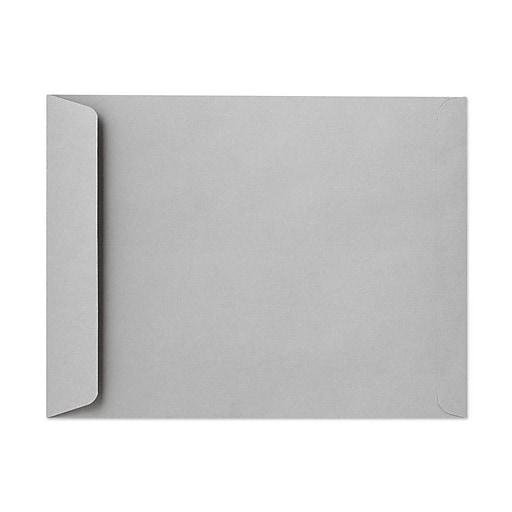 LUX 12 x 15 1/2 Open End 50/box, 28lb. Gray Kraft (50723-50)