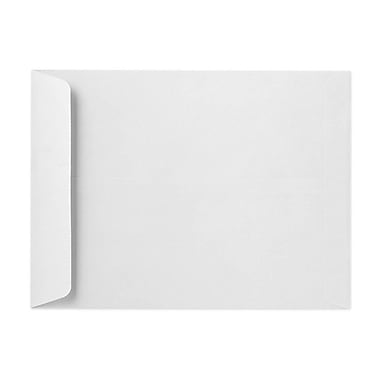 LUX 13 x 17 Jumbo Envelopes 50/Box, 28lb. Bright White (34073-50)