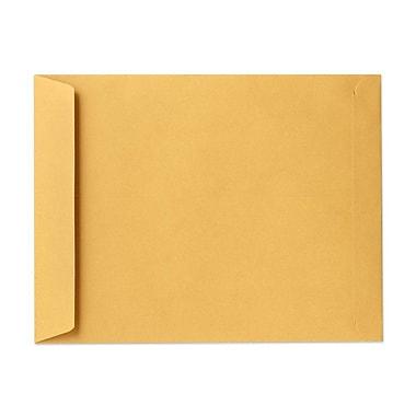 LUX 16 x 20 Jumbo Envelopes 50/Box, 28lb. Brown Kraft (11499-50)