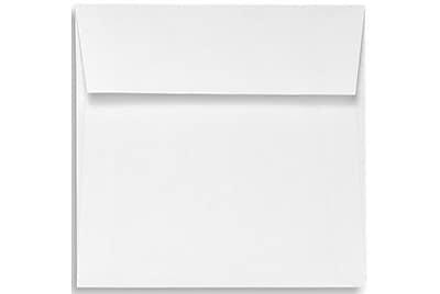 LUX 4 x 4 Square Envelopes 250/Box) 250/Box, 70lb. Bright White (8504-AO-250)