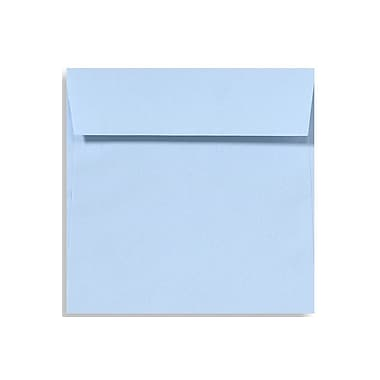 LUX 5 1/2 x 5 1/2 Square Envelopes 250/Box) 250/Box, Baby Blue (EX8515-13-250)