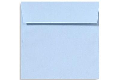 LUX 5 1/2 x 5 1/2 Square Envelopes 50/Box) 50/Box, Baby Blue (EX8515-13-50)