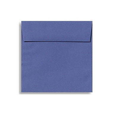 LUX 5 1/2 x 5 1/2 Square Envelopes 1000/Box) 1000/Box, Boardwalk Blue (EX8515-23-1000)