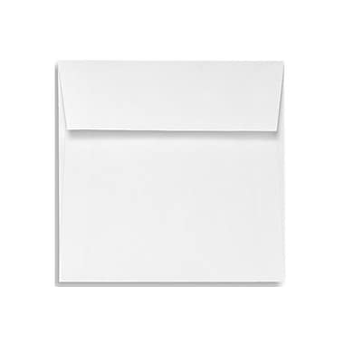 LUX 5 1/2 x 5 1/2 Square Envelopes 250/Box, Natural White - 100% Cotton (8515-SN-250)