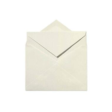 LUX 5 1/4 x 7 1/2 Inner Envelopes (No Glue) 50/Box, Natural (SIVV919-50)
